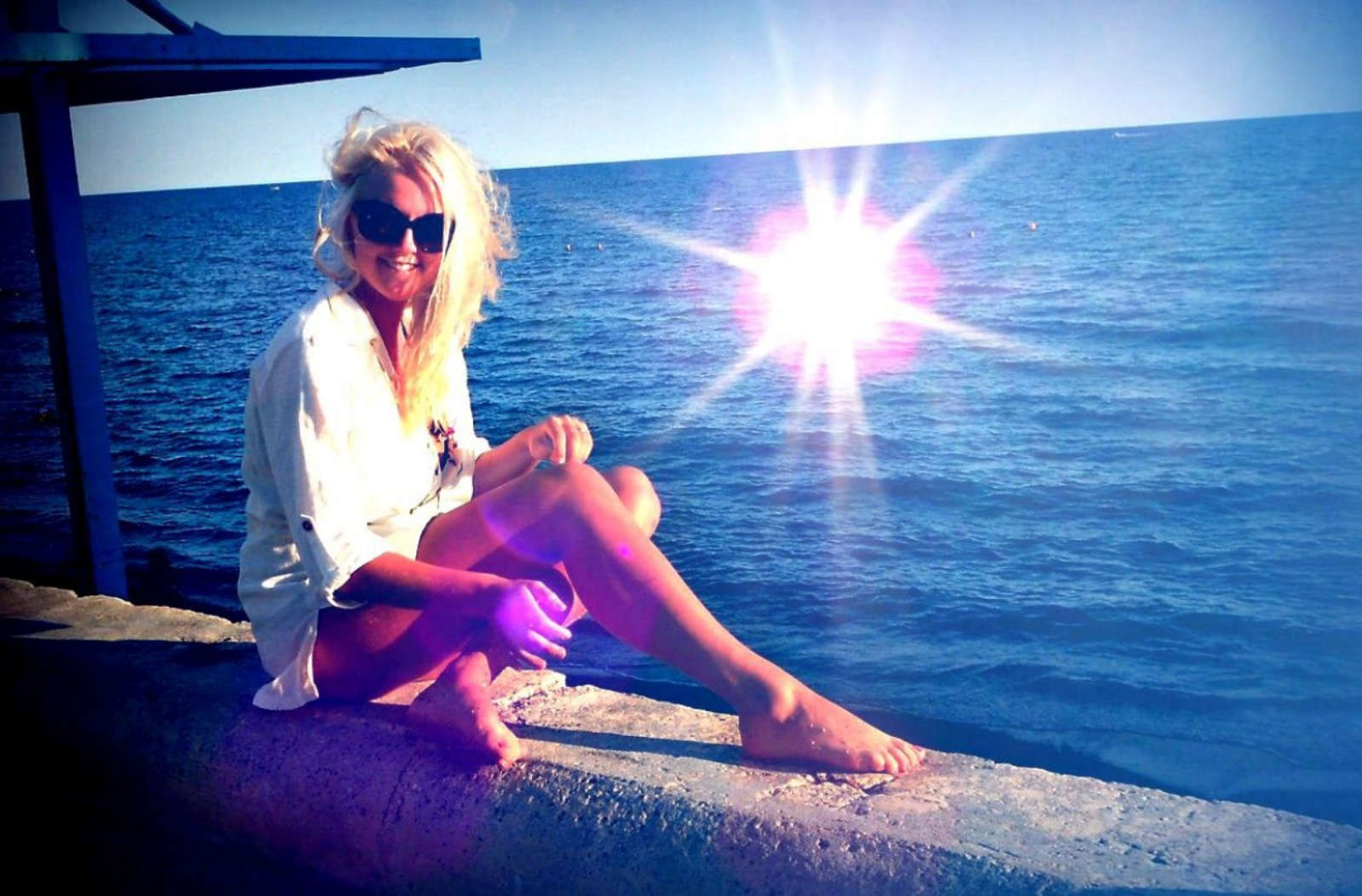 """Fitness trainer Angelica Vorobey: """"At first the Maldives were like a paradise"""""""