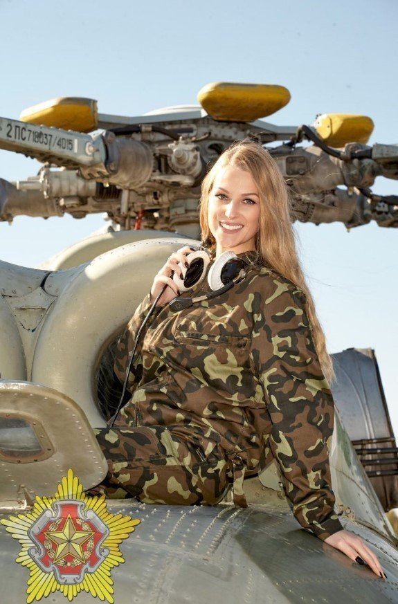 Anna Sokolova - Armed Forces of Belarus
