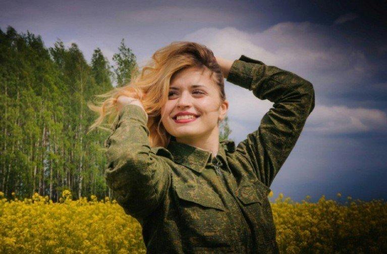 Yanina Bokalova - Armed Forces of Belarus