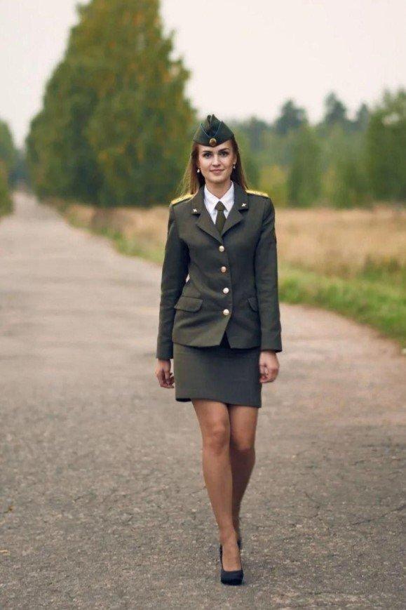 Yulia Valushko - Armed Forces of Belarus