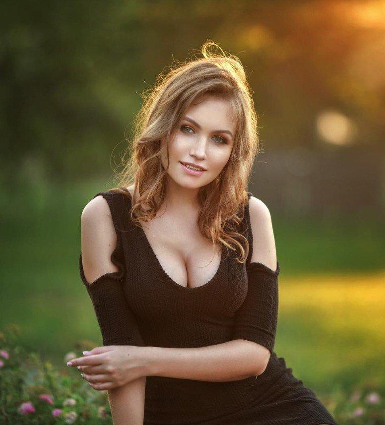 Nicole Ross, a stunning model from Minsk